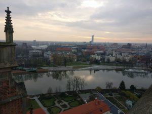Wrocław Skyline